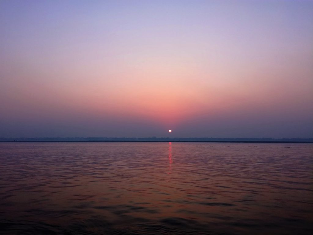 Varanasi Sunrise on the Ganges