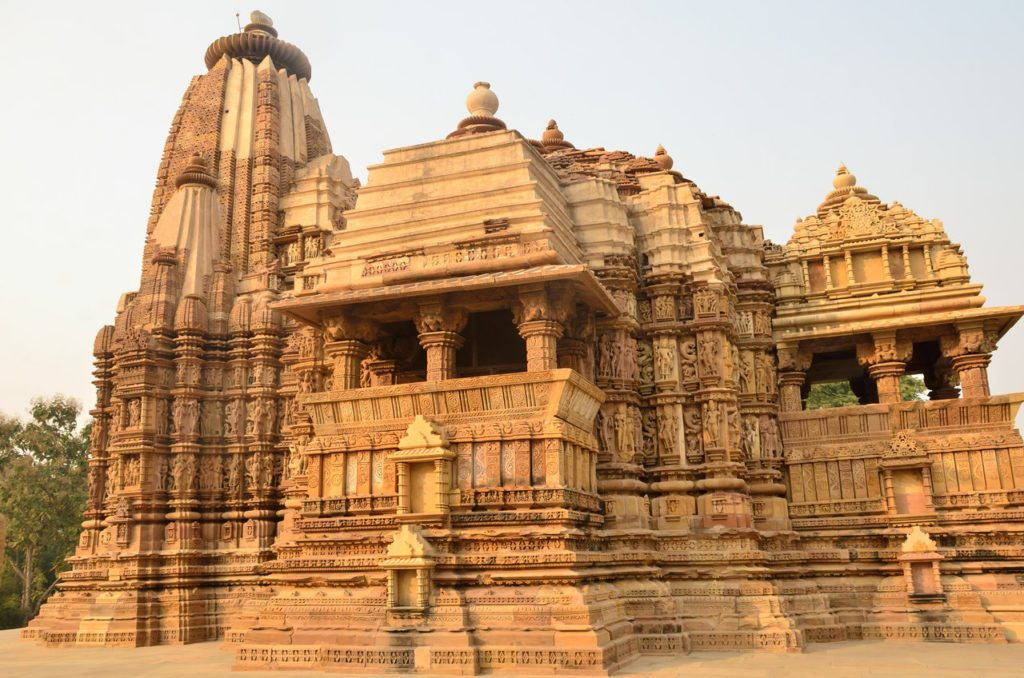 Khajuraho, Western Group of Temples, erotic sculptures of Khajuraho