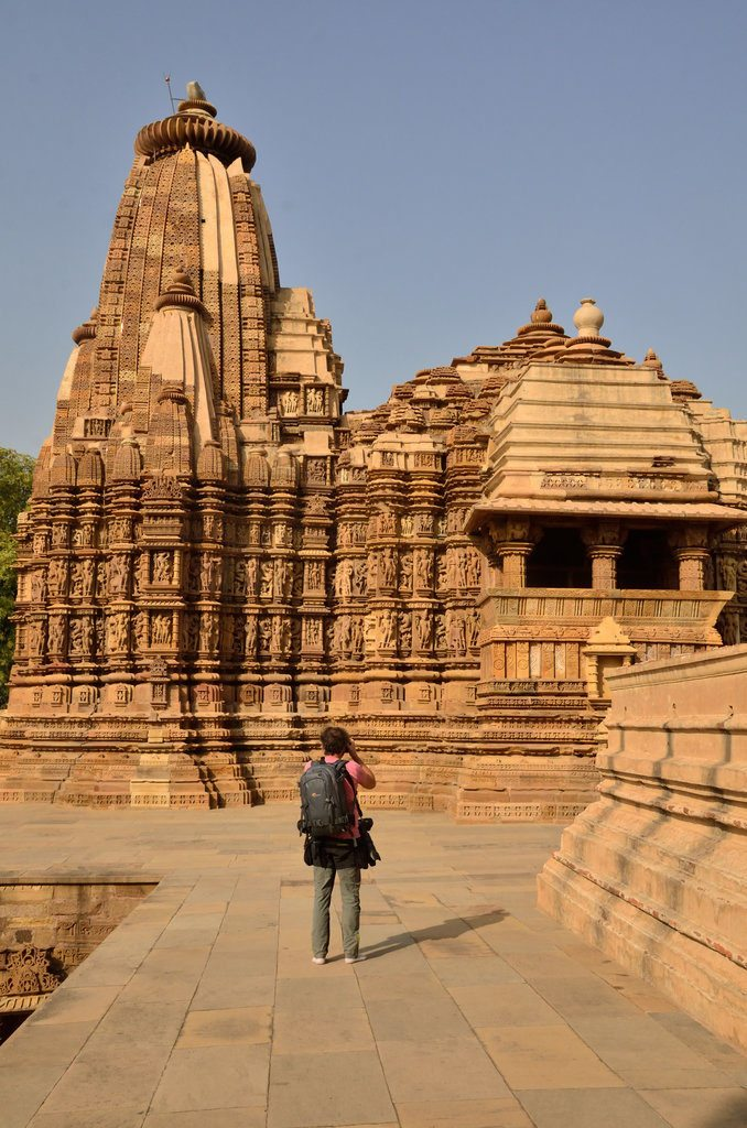 Khajuraho , Western Group of Temples, Erotic sculptures of Khajuraho
