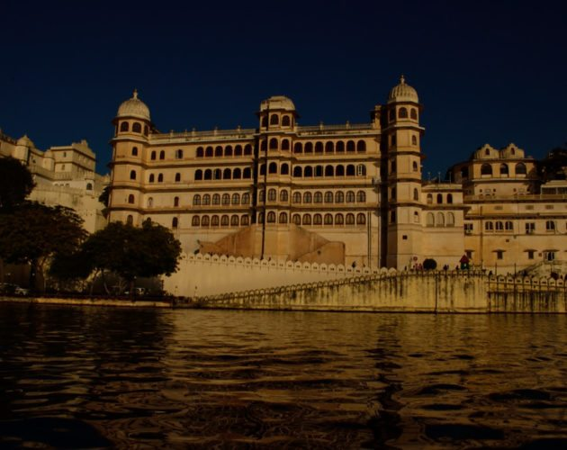 Udaipur, City Palace
