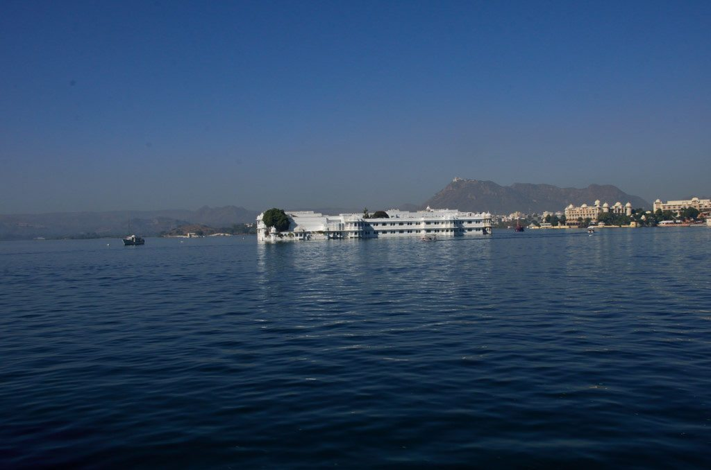 Lake Palace in Udaipur
