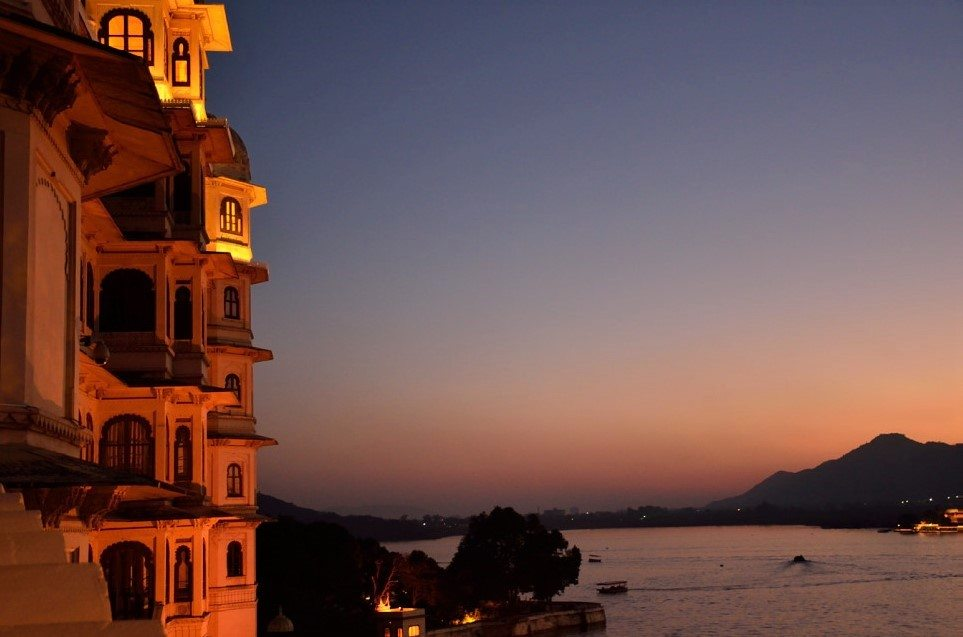 Udaipur, sunset, Holiday in Udaipur