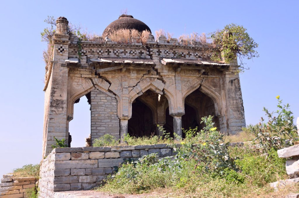 Malkhed -fort- rashtrakutas-heritage sites of Karnataka