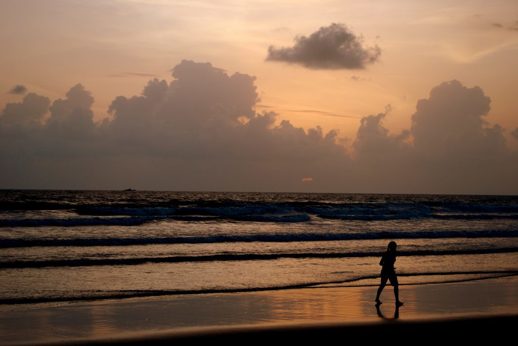 Tarkali Beach, sunset, Sindudurg, best beaches in India