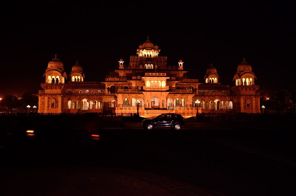 Albert Hall in Rajasthan