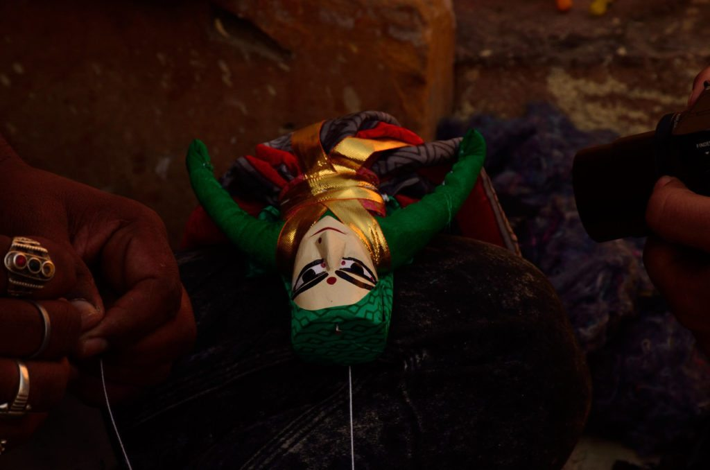 Rajasthan puppet, puppets of Rajasthan, road trip from Jaipur to Jaisalmer