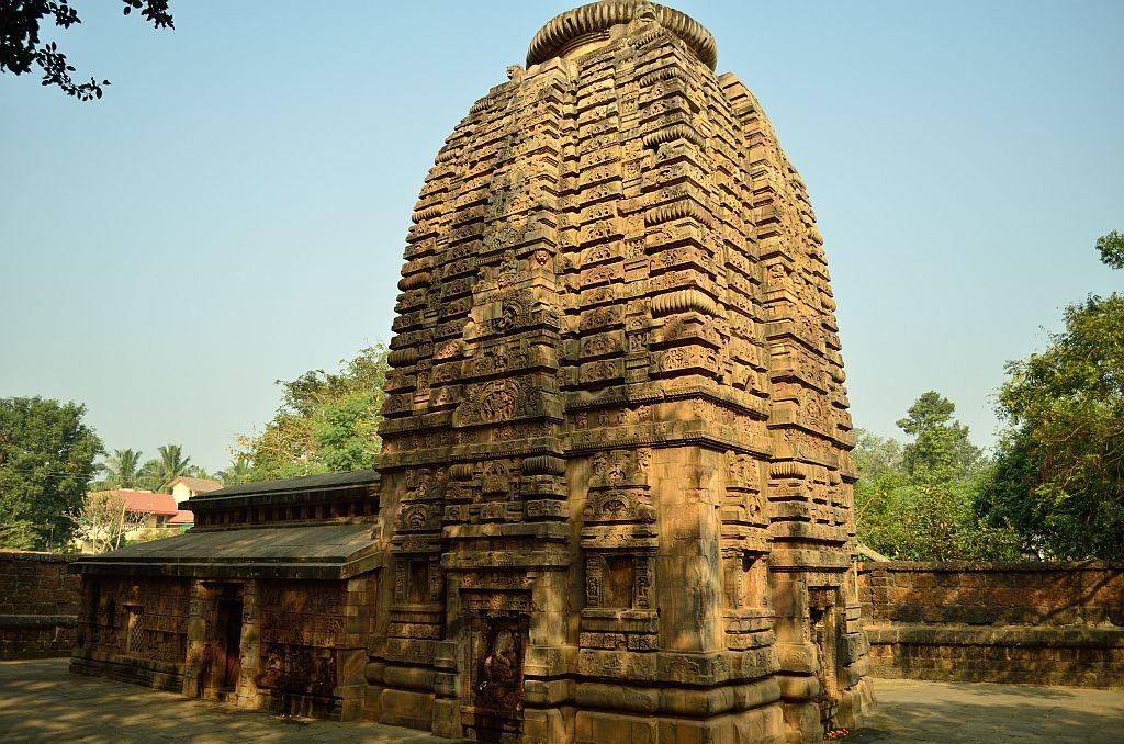 Temples of Bhubaneshwar