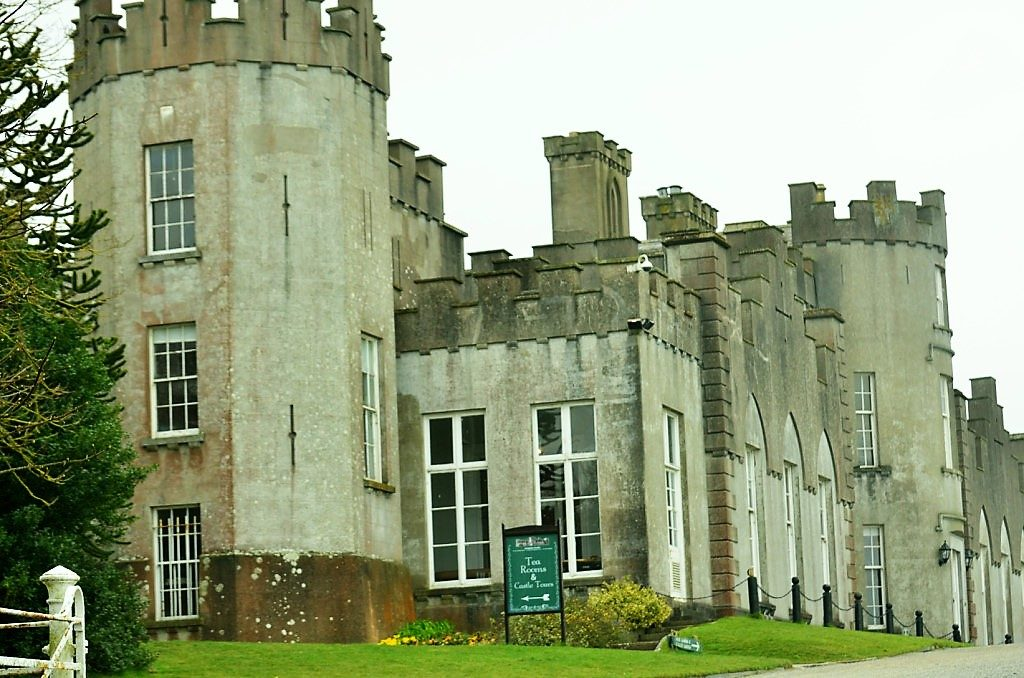 Dublin to Skerries, Ardigillan Castle