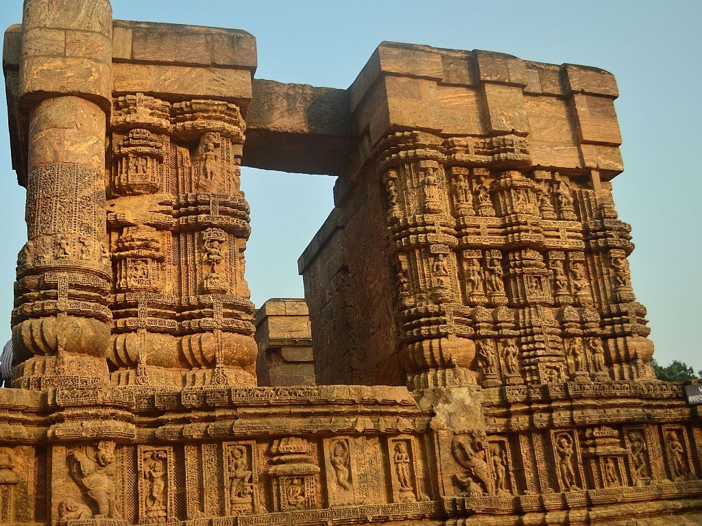 Image result for konark sun temple