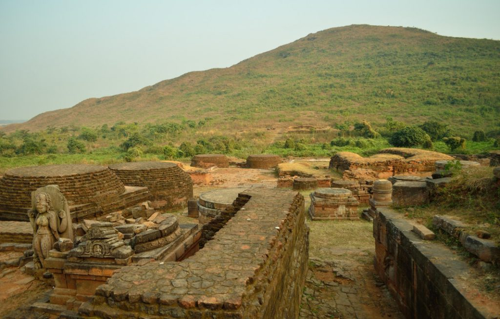 Diamond Triangle of Odisha - Buddhist triangle of Odisha - Lalitgiri, Ratnagiri, Udayagiri
