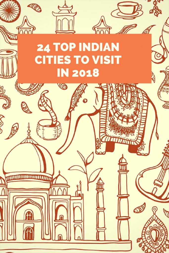 Top Cities To Visit In India