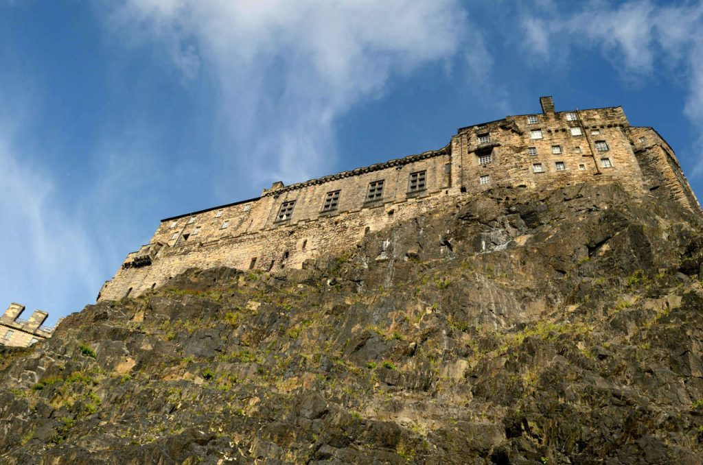 From whisky to ghosts ? 48 hours in Edinburgh