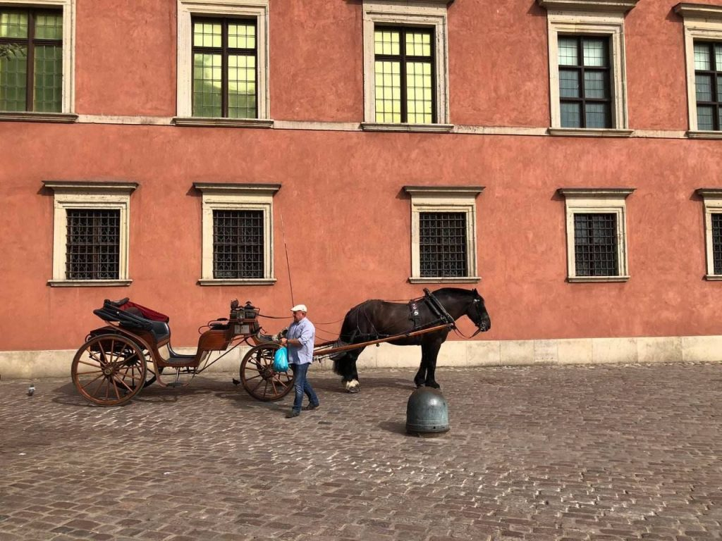 Warsaw old town, places to visit in Warsaw