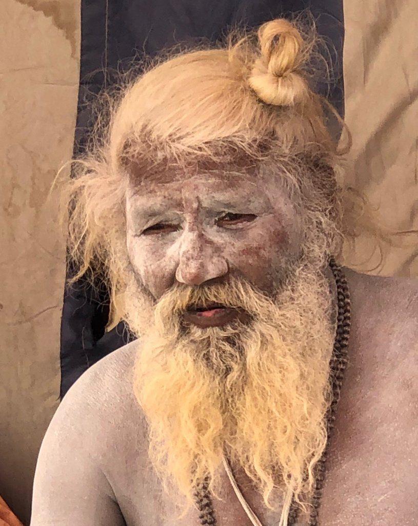naga sadhus of prayag kumbh