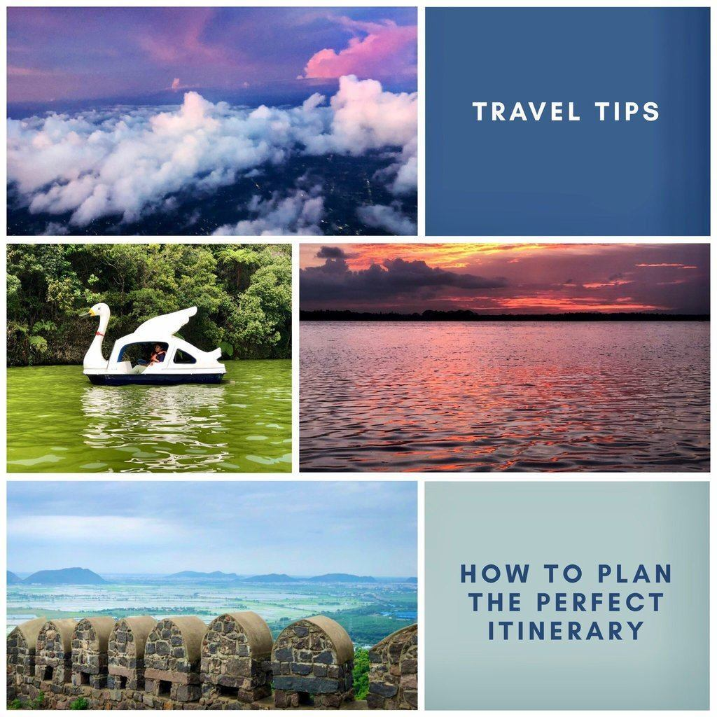 how to make an itinerary, vacation itinerary, travel itinerary