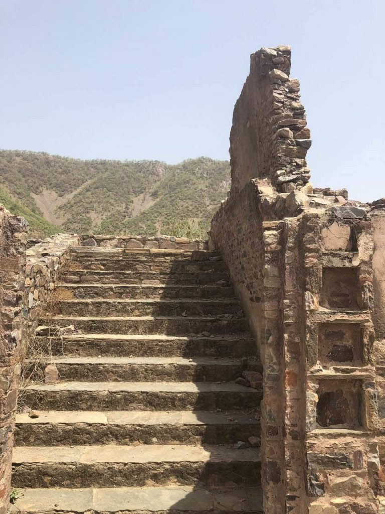 Bhangarh Fort Rajasthan, top ten haunted places in India