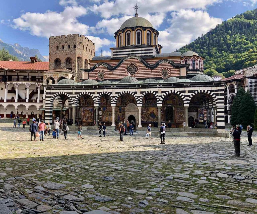 Bulgaria itinerary - tourist attractions in Bulgaria