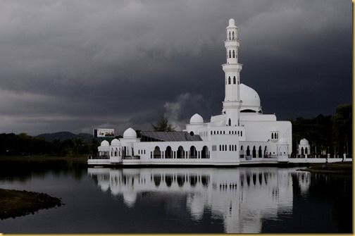 Floating Mosque Malaysia