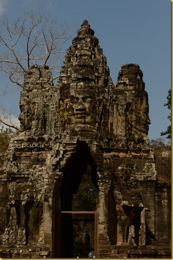 Cambodia, travel to Cambodia, South East Asia, Angkor Thom