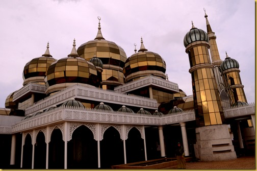 Crystal Mosque Malaysia Floating Mosque Malaysia