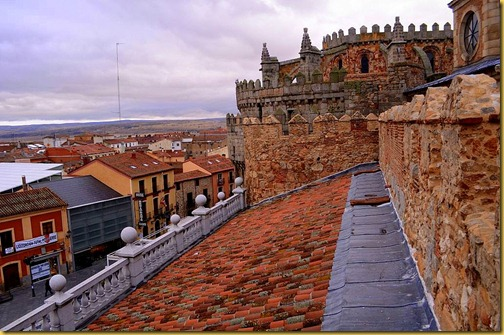 view of avila from the walls-y