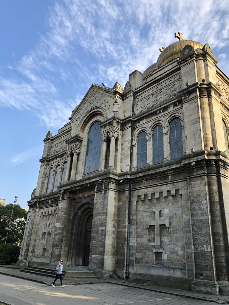 Things to do in Varna, Varna Cathedral