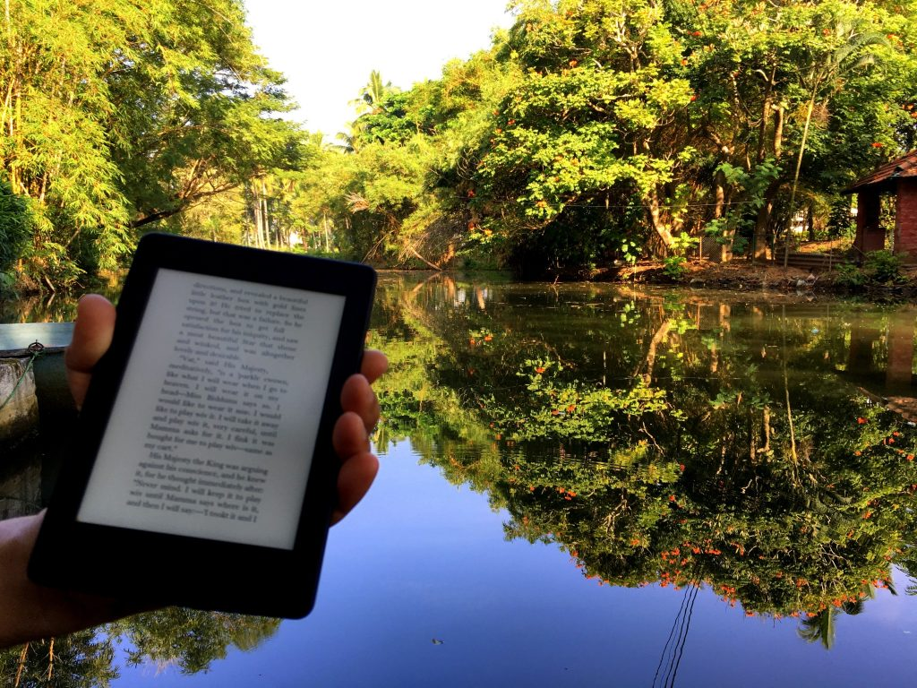 Five books that made me travel virtually during the lockdown