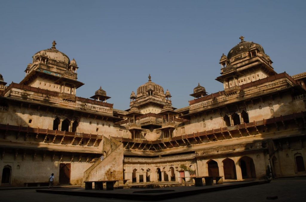 Places to visit in Orchha, Orchha tourist places