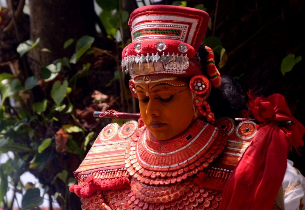 Theyyam Dance-Ritual Art Form of Kerala