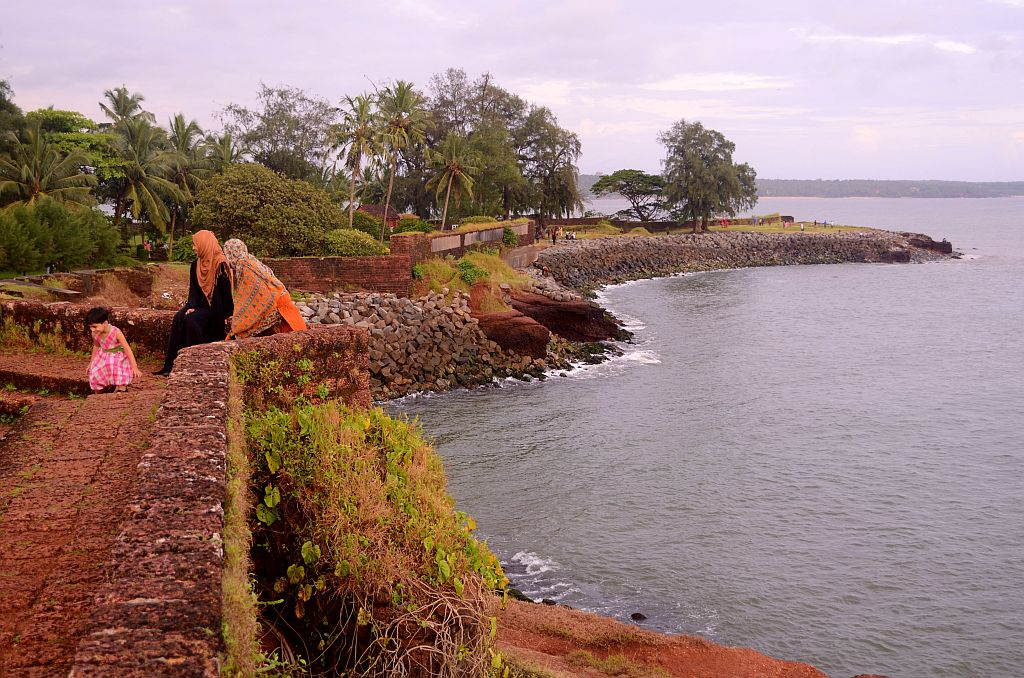 Places to see in Kannur, Kannur Fort